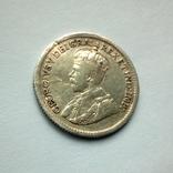 Канада 5 центов 1919 г. - Георг V, фото №4