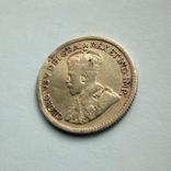Канада 5 центов 1919 г. - Георг V, фото №5