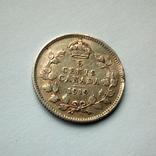 Канада 5 центов 1919 г. - Георг V, фото №6