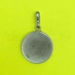 Кулон Срібло 875 3,71 грам., фото №3