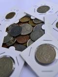 Монети Європи (холдери) 42 штук №4, фото №4