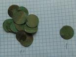507 серебрянных монет и обломки горшка, фото №12