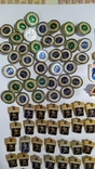 Спортивные знаки, 323 штуки., фото №3
