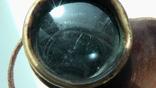 Полевой бинокль вермахт Goerz Dienst Glas 8-26 D.R.P.с сеткой, фото №7