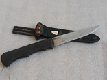 Нож+ножны грибника (цена, клеймо), фото №2
