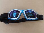 Очки горнолыжние можно для вело-мото., фото №2