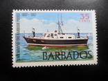Корабли. Барбадос. 1967 г. MLH, фото №2