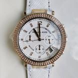 Часы с хронографом Michael Kors Parker MK2290 с кристаллами Swarovski , новые, фото №3