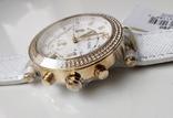 Часы с хронографом Michael Kors Parker MK2290 с кристаллами Swarovski , новые, фото №5
