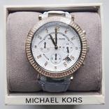 Часы с хронографом Michael Kors Parker MK2290 с кристаллами Swarovski , новые, фото №10