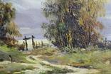 Рідна хата М.Луговенко 1999р., фото №7