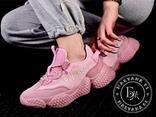 Женские кроссовки Adidas Yeezy Spiy-550 / розовые 37 размер, фото №7