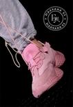 Женские кроссовки Adidas Yeezy Spiy-550 / розовые 37 размер, фото №8