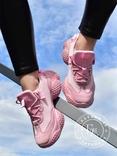 Женские кроссовки Adidas Yeezy Spiy-550 / розовые 37 размер, фото №12