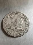 Монета 1593 року. Срiбла(Аg) 2.62 гр., фото №3