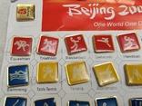 Олимпиада. Пекин 2006. Олимпийские виды спорта.36 шт. Тяжелые, фото №7