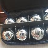 Мини -Petangue-шары для метание нержавейка RIKO, фото №7