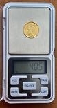 1/2 Pahlavi (Пахлави). Иран (золото 900, вес 4,05 г), фото №12