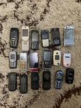 Лот РОБОЧІ телефони з зарядками 20 шт, фото №2
