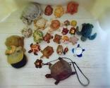 Коллекция черепашек, черепашка. 25штук одним лотом., фото №2