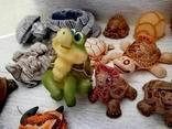 Коллекция черепашек, черепашка. 25штук одним лотом., фото №5