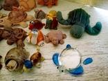 Коллекция черепашек, черепашка. 25штук одним лотом., фото №11