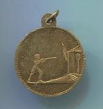 Франция. Стрелковая медаль, фото №3