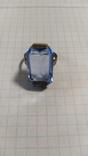 Серебренный перстень из СССР. 875 со звездой., фото №7