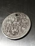 Монета, 1624 року Сигизмунд - III, Серебра(Аg)1.89 грамма, фото №2