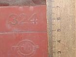 Форма для изготовления металлических рюмок Германия., фото №6