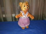 Медведица плясунья заводная рабочая, фото №2