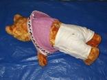 Медведица плясунья заводная рабочая, фото №6