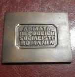 Настольная медаль  - рода войск , социалистических стран, фото №3