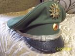 Фуражка  офицерская  тюрингия    полиция.  германия., фото №2