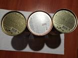 Банки от чая, 3шт, фото №4