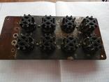 Вісім транзисторів П4В з радіаторами, фото №4