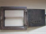 Пічні дверцята 1900р.-12, фото №6