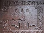 Пічні дверцята 1900р.-14, фото №3
