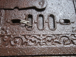 Пічні дверцята 1900р.-14, фото №4