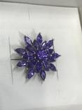 Кулон камни серебро, фото №4