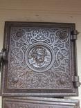 Пічні дверцята Путі 1900р.-16, фото №3