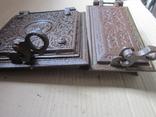 Пічні дверцята Путі 1900р.-16, фото №5