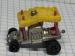 """Hot Wheels Rumblers 1.5"""" TIJUANA TAXI Fun Buggies MATTEL Zowies Beddy Bye 4930 (1970 года), фото №2"""