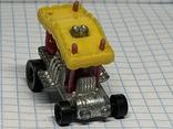 """Hot Wheels Rumblers 1.5"""" TIJUANA TAXI Fun Buggies MATTEL Zowies Beddy Bye 4930 (1970 года), фото №4"""