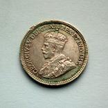 Канада 5 центов 1920 г. - Георг V, фото №2