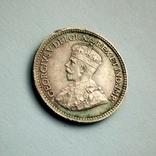 Канада 5 центов 1920 г. - Георг V, фото №4