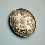 Канада 5 центов 1920 г. - Георг V, фото №7