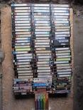 Видеокассеты. Коллекция 100 штук., фото №2