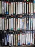 Видеокассеты. Коллекция 100 штук., фото №4