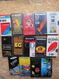 Видеокассеты. Коллекция 100 штук., фото №6